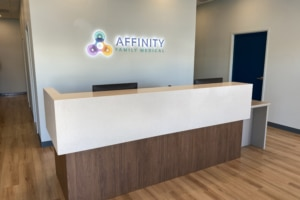 medical centre in cannonvale - gp doctors whitsundays - proserpine, airlie beach, bowen - affinity family medical - reception desk
