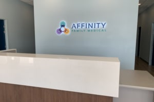 medical centre in cannonvale - gp doctors whitsundays - proserpine, airlie beach, bowen - affinity family medical - reception area