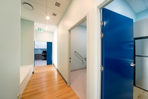medical centre cannonvale - doctors whitsundays - gp proserpine, airlie beach, bowen - affinity family medical - hallway